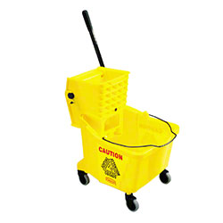 PRO-LINK® Mopping Combo Pack - 26-35 qt., Yellow