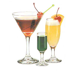 Libbey® Embassy® Cocktail - 7 1/2 oz.