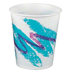 SCC R53J SOLO JAZZ 5OZ WAXED PAPER CUP 3000/CS
