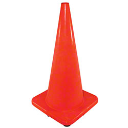 "Impact® 28"" Safety Cone - Orange"