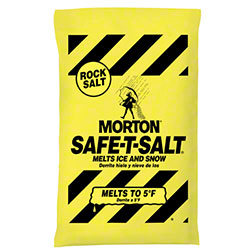 Morton Rock Salt - 50 lb. Bag