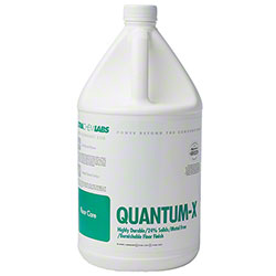 Ultra Chem QuantumX Floor Finish - Gal.