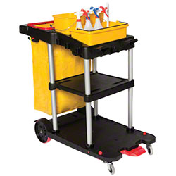 Janitorial Carts & Accessories