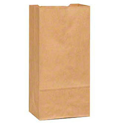 Duro 5# Kraft Grocery Bag