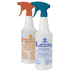 EnvirOx® Grout Safe Heavy Duty Spray Bottle - Orange