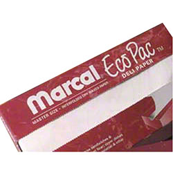 Marcal® EcoPac™ Interfolded Dry Waxed Paper - Junior