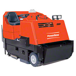 "PowerBoss® Commander C82 Sweeper/Scrubber - 42"", DSL"