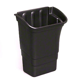 Rubbermaid® Refuse Bin - 8 Gal., Black