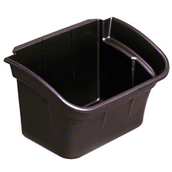 Rubbermaid® Utility Bin - 4 Gal., Black