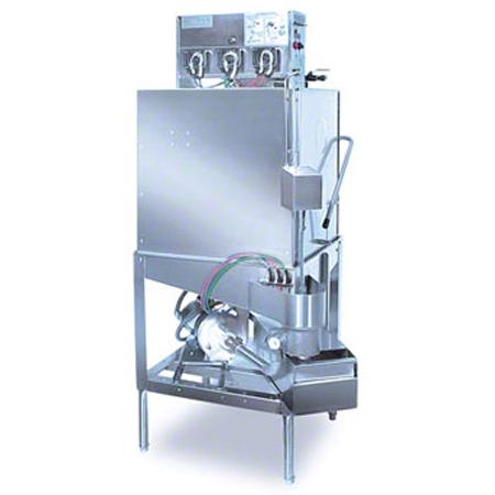 American Dish AF-3D-S Dish Machine - Pass-Thru