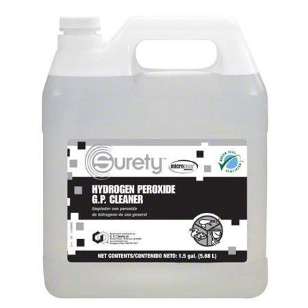 Surety™ MicroTECH™ Hydrogen Peroxide GP Cleaner
