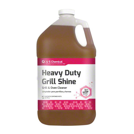 US Chemical Heavy Duty Grill Shine - Gal.