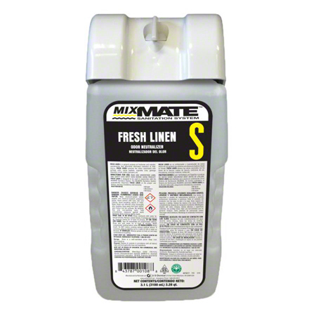US Chemical MixMATE™ S Fresh Linen Odor Neutralizer