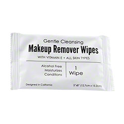 World Amenities Makeup Remover Wipes