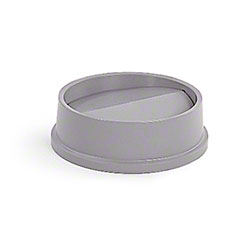 Rubbermaid® Untouchable® Round Top For 2947, 3546 - Gray