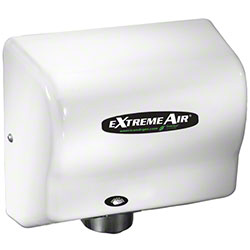 American Dryer ExtremeAir® GXT9 Hand Dryer - Steel White