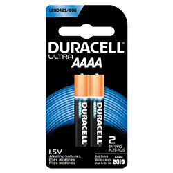 Duracell® Ultra AAAA Cylindrical Cell