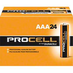 Duracell® Procell® Size AAA Alkaline Battery - 1.5 Volt