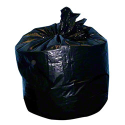 "Noramco™ Black Heavy Gauge ""T Bag"" - 30 x 36, Heavy"