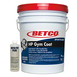 Betco® HP Gym Coat - 5 Gal. Pail