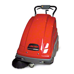Betco® BPS28 Battery Powered Sweeper w/Battery & Charger