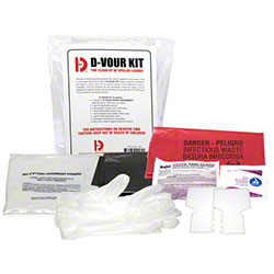 Big D® #169 D-Vour Clean-Up Kit