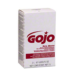 GOJO® Spa Bath® Body & Hair Shampoo - 2000 mL NXT®