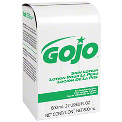 GOJO® Skin Lotion - 800 mL BIB