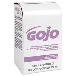 GOJO® Moisturizing Hand Cream - 800 mL BIB