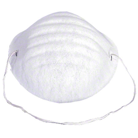 Impact® Disposable Non-Toxic Dust Mask
