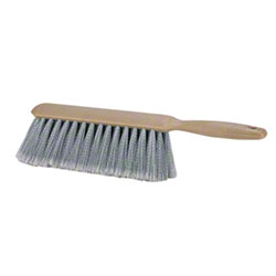 Impact® Flagged Counter Brush - Silver/Plastic