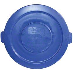 Impact® Basic Gator™ Lid - 20 Gal., Blue