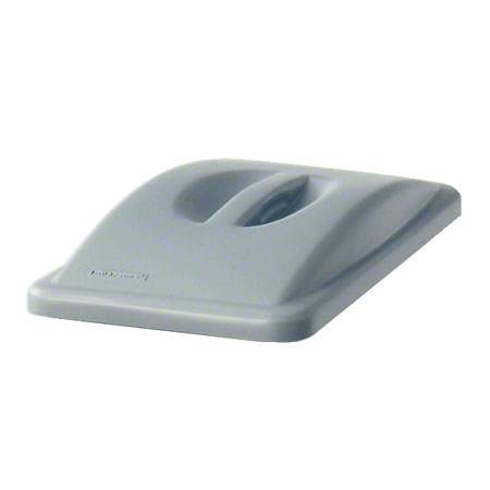 Rubbermaid® Slim Jim® Handle Top - Lt. Gray