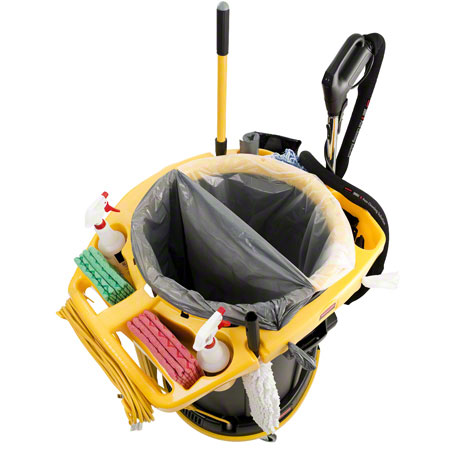 Rubbermaid® Deluxe Rim Caddy - Yellow