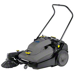 "Windsor® Radius 280 Deluxe Sweeper - 28"" w/Dust Control"