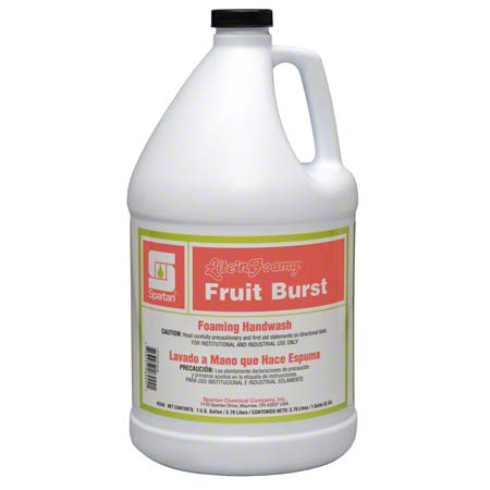 Spartan Lite'n Foamy® Fruit Burst Foaming Handwash - Gal.