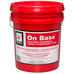 Spartan On Base™ Floor Sealer and Conditioner - 5 Gal.