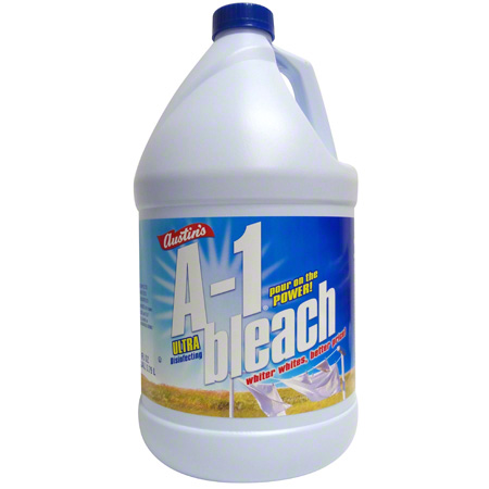 Austin's® A-1 Ultra Disinfecting Bleach 6% - Gal.