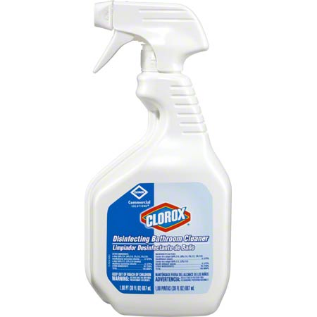 Clorox® Disinfecting Bathroom Cleaner - 30 oz.