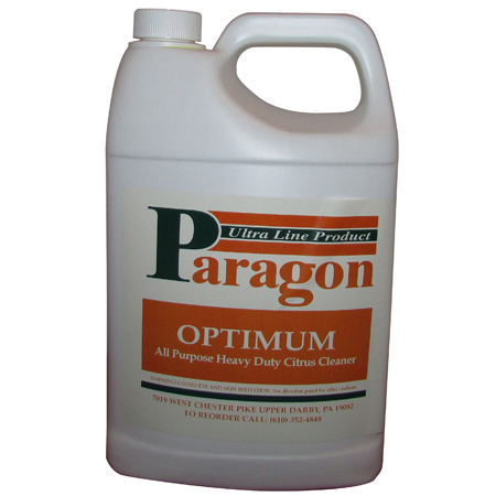 Paragon Optimum Cleaner/Degreaser - Gal.