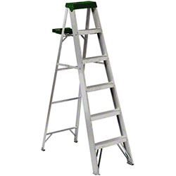 Allright 370 Aluminum Medium Duty Stepladders