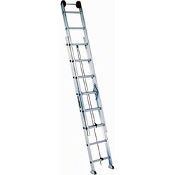 Allright 5800 Aluminum Medium Duty Extension Ladders