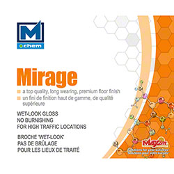 Maxim™ Mirage Premium Floor Finish - 4 L
