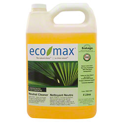 Eco-Max® Concentrated Neutral Cleaner - 4 L