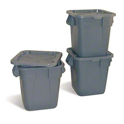 Rubbermaid® BRUTE® Square Containers