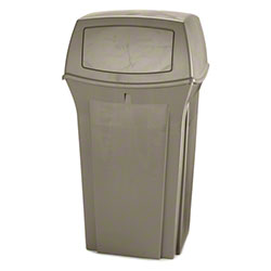 Rubbermaid® Ranger® Container - 35 Gal., Beige
