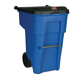 Rubbermaid® BRUTE® Recycling Rollout Cart - 65 Gal