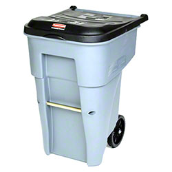 Rubbermaid® BRUTE® Recycling Rollout Cart - 95 Gal