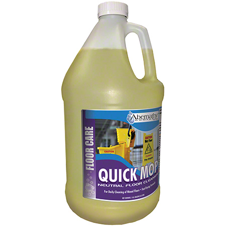 Quick Mop   Neutral Floor Cleaner - Gal.
