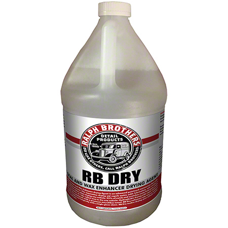 RB Dry Seal & Wax Enhancer Drying Agent - Gal.